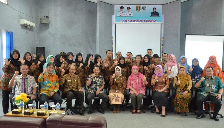 Tim Nusantara Sehat Batch 5 Periode III Tahun 2016 tiba di Provinsi Lampung