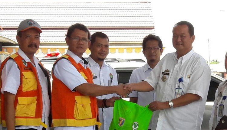 (Rilis) Bantuan Bidang Kesehatan Pemerintah Provinsi Lampung Pada Bencana Banjir di Kabupaten Pesawaran