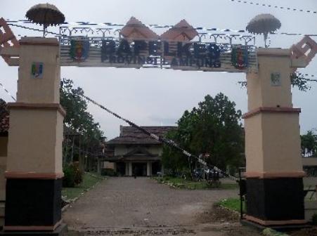 Profil Bapelkes Provinsi Lampung