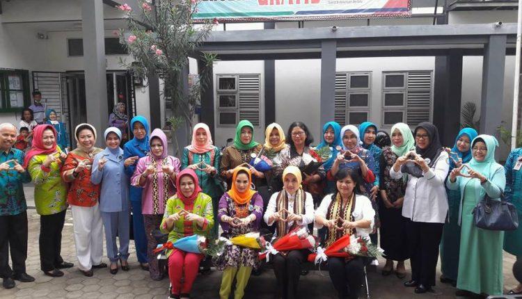 Gernas Deteksi Dini IVA Test/SADANIS bagi Guru Indonesia di Provinsi Lampung