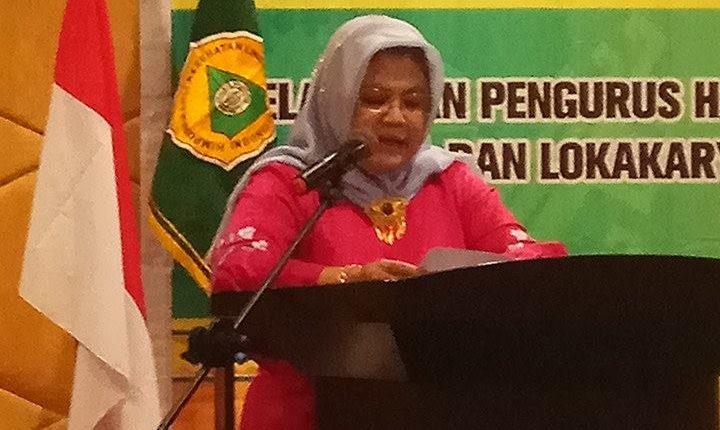 Pengurus HAKLI Provinsi Lampung Periode 2017 – 2021 Resmi dilantik