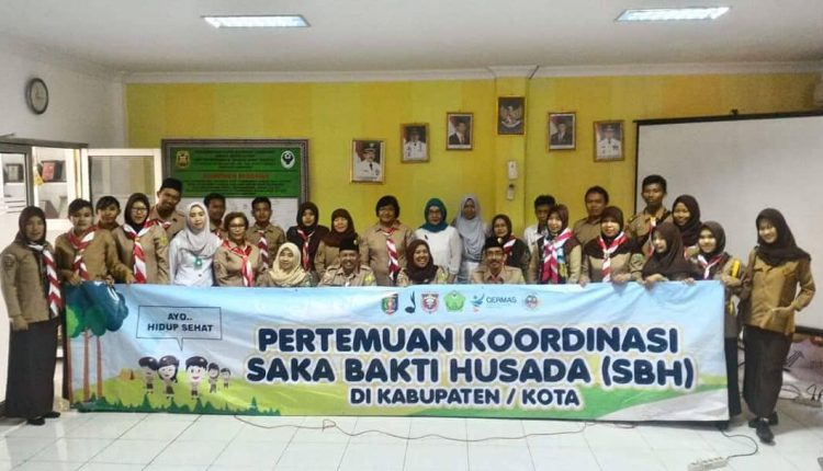 Geliat Saka Bakti Husada Lampung