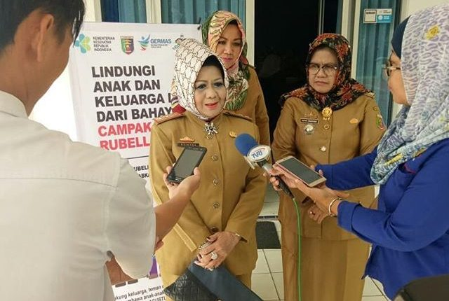 Kampanye Measles Rubela