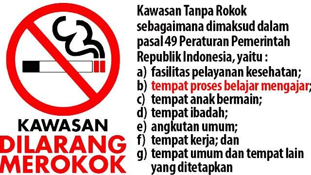 Perda Kawasan Tanpa Rokok