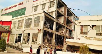 Menkes : Kapasitas Nasional Masih Mampu Mengatasi Bencana di Sulteng