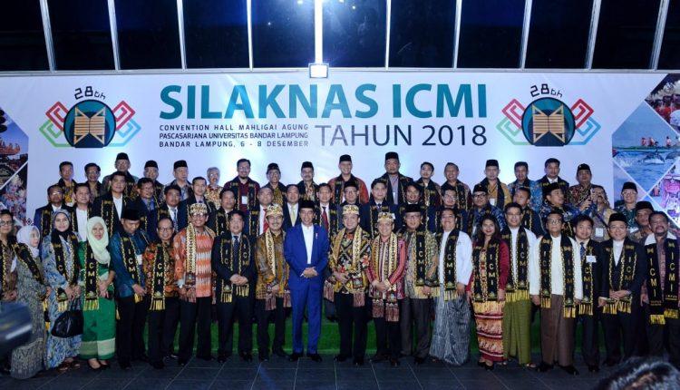 Silaturahmi Kerja Nasional ICMI 2018