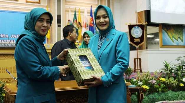 Ibu Riana Sari Arinal Resmi dilantik Sebagai Ketua TP PKK Provinsi Lampung 2019 – 2024