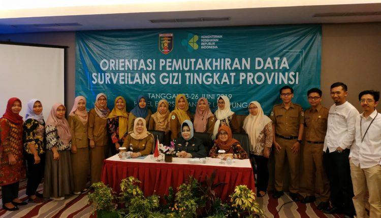 Percepatan Pendataan Gizi Masyarakat di Lampung Lewat Aplikasi Online E-PPBGM