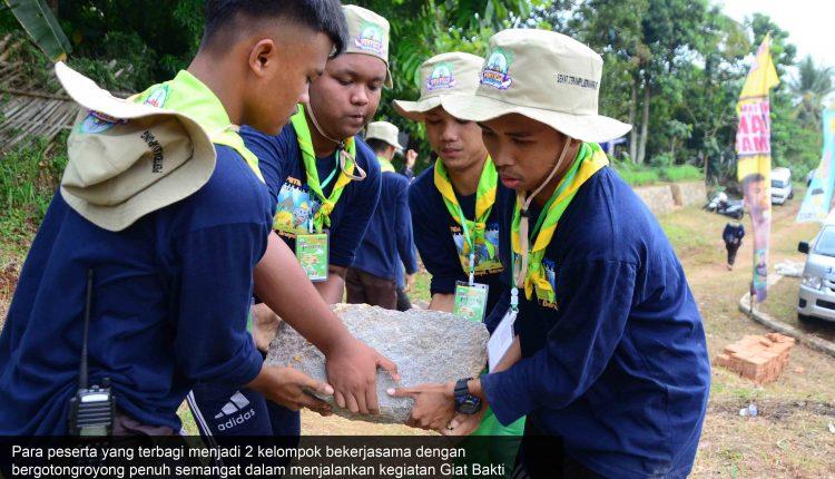 Giat Kerja Sebagai Bentuk Pengabdian PERTIDA SBH ke – IV Lampung
