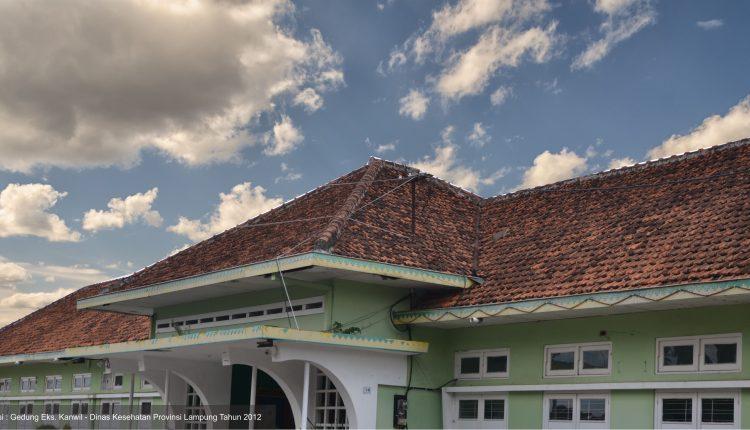 Sejarah Dinas Kesehatan Provinsi Lampung