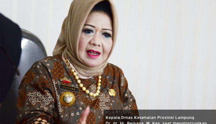 Dinas Kesehatan Provinsi Lampung Ikuti Kompetisi Ajang E-Aspirasi Tahun 2019
