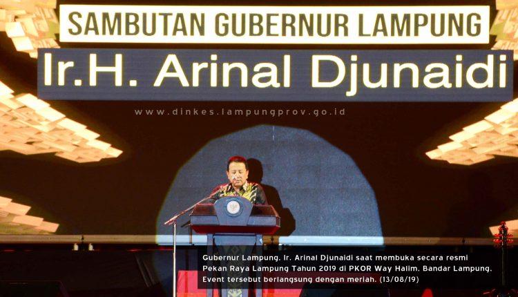 Pekan Raya Lampung 2019 – Pestanya Rakyat Lampung Berjaya