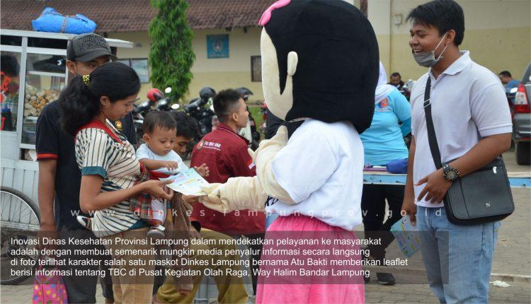 Pencegahan dan Pengendalian Tuberkulosis (TBC) di Provinsi Lampung Tahun 2018