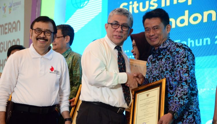 Lewati Persaingan Ketat, Website Dinkes Lampung Juara Lagi Tahun ini
