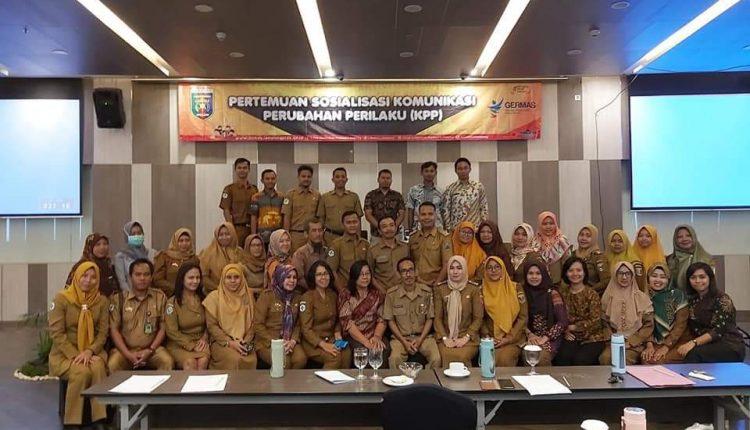 Materi Pertemuan Sosialisasi Komunikasi Perubahan Perilaku (KPP) – Promkes