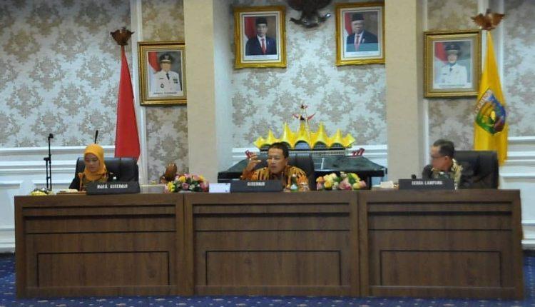 Gubernur Lampung : Bukan Hanya Covid-19, DBD Juga Harus Diwaspadai