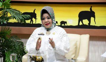 Sosialisasi Lewat Televisi lokal, Penanganan Covid-19 di Provinsi Lampung