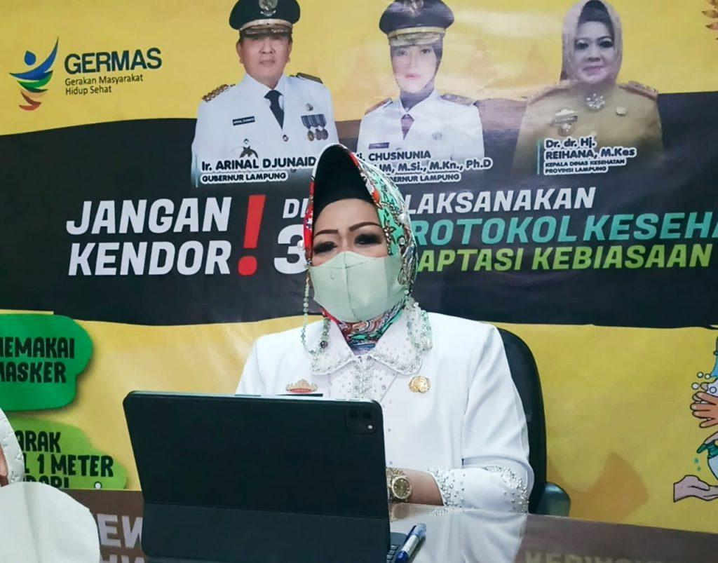 Perkembangan dan Kebijakan bidang Kesehatan di Provinsi Lampung